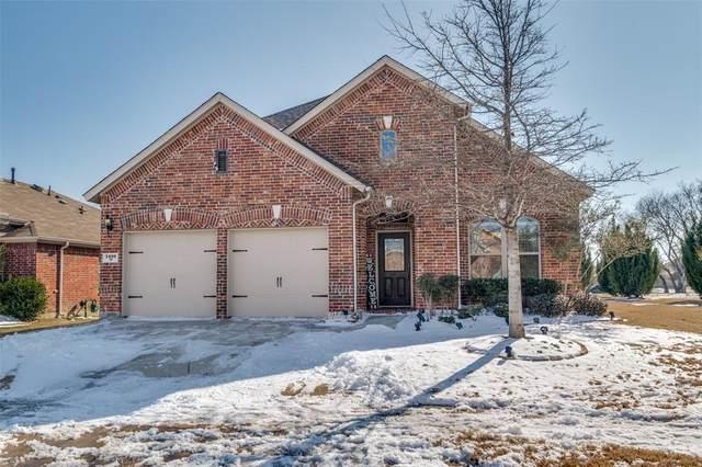 2400 Sun Creek Drive, Little Elm, TX 75068 (MLS #14521362) :: The Good Home Team