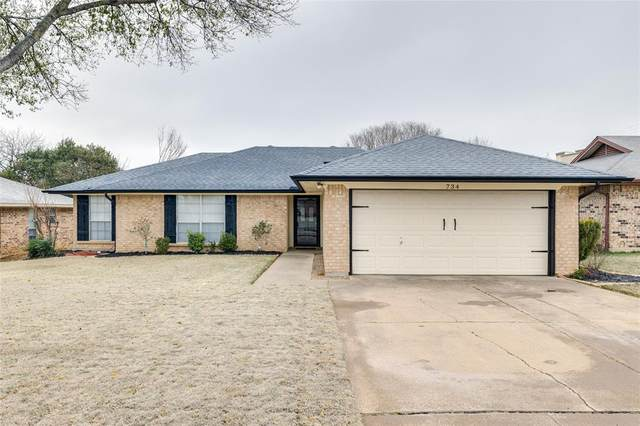 734 Montvale Drive, Mansfield, TX 76063 (MLS #14521364) :: The Property Guys