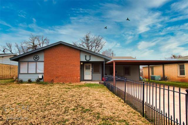 1958 N Mockingbird Lane, Abilene, TX 79603 (MLS #14521369) :: Jones-Papadopoulos & Co