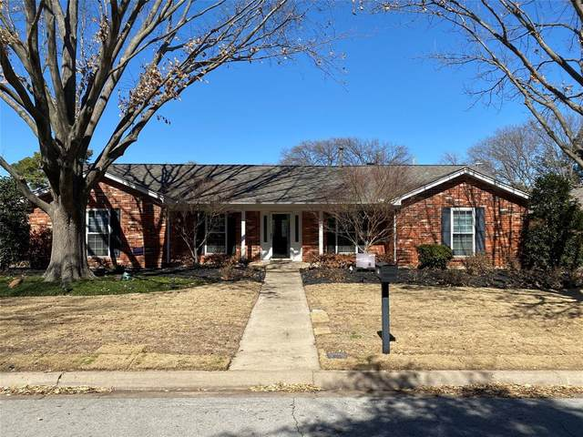216 Circleview Drive S, Hurst, TX 76054 (MLS #14521378) :: Real Estate By Design