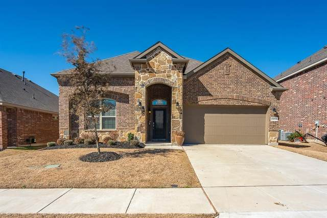 2104 Lake Cliff Drive, Little Elm, TX 75068 (MLS #14521384) :: The Kimberly Davis Group