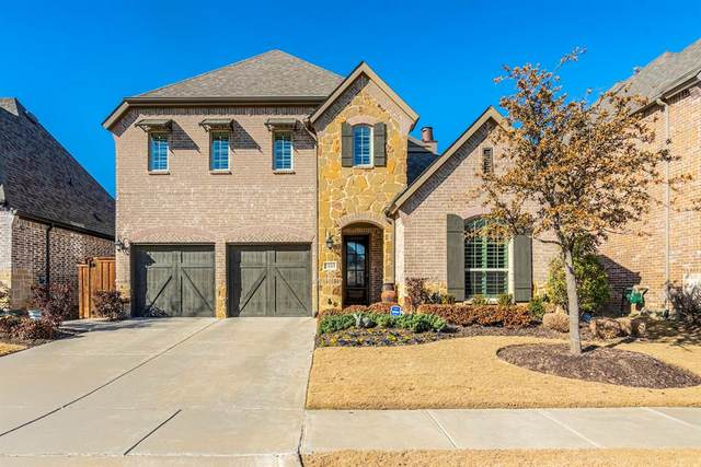 2809 Montreaux, The Colony, TX 75056 (MLS #14521393) :: The Property Guys
