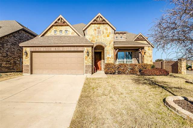 224 Chimney Rock Road, Burleson, TX 76028 (MLS #14521429) :: All Cities USA Realty