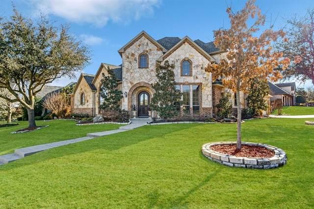 1002 Native Trail, Heath, TX 75032 (MLS #14521434) :: The Good Home Team