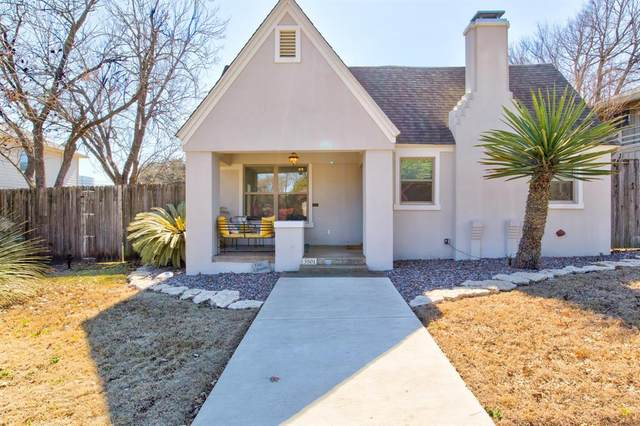 3501 W 6th Street, Fort Worth, TX 76107 (MLS #14521438) :: Robbins Real Estate Group