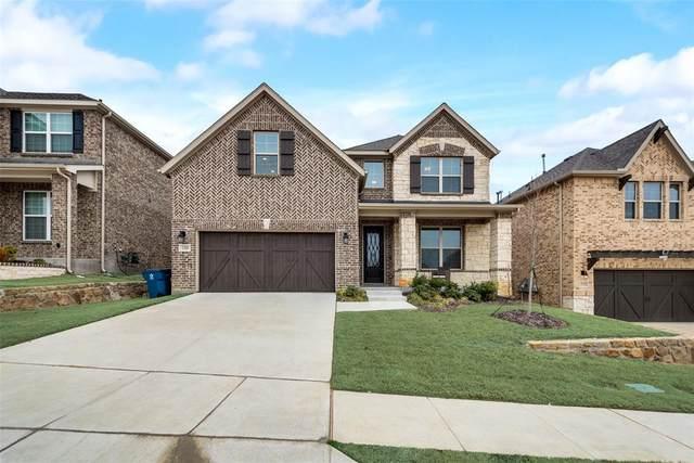 1328 Prairie Lake Court, Lewisville, TX 75010 (MLS #14521445) :: The Good Home Team
