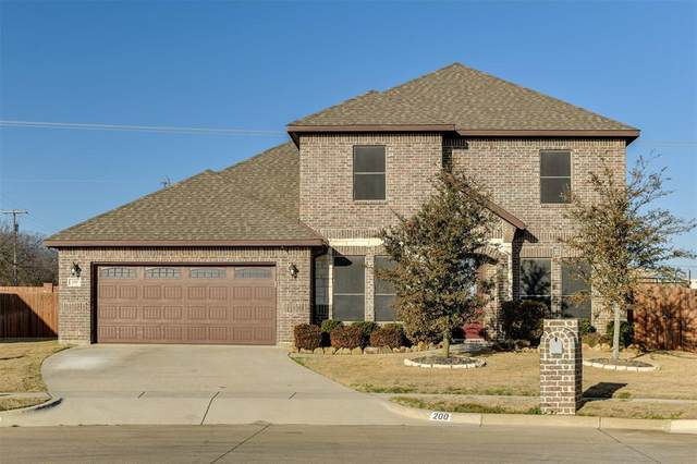 200 Canterbury Court, Midlothian, TX 76065 (MLS #14521458) :: The Property Guys