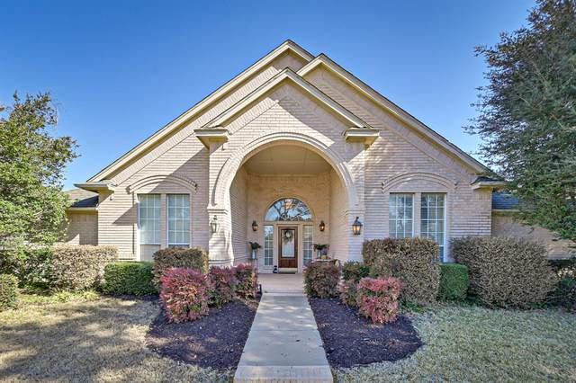 1404 Waterwood Drive, Mansfield, TX 76063 (MLS #14521460) :: The Kimberly Davis Group