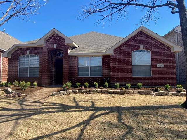 6208 Durango Drive, The Colony, TX 75056 (MLS #14521469) :: Lisa Birdsong Group | Compass
