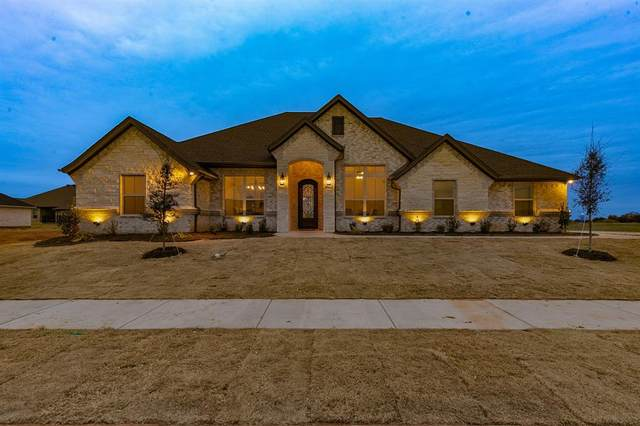 1050 Mickelson Drive, Granbury, TX 76048 (MLS #14521476) :: All Cities USA Realty