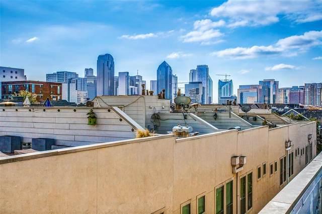 2411 N Hall Street #21, Dallas, TX 75204 (MLS #14521477) :: The Kimberly Davis Group