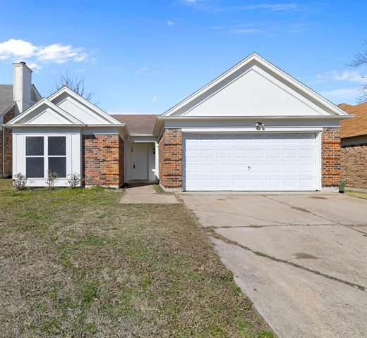 949 Danforth Place, Arlington, TX 76017 (MLS #14521482) :: The Kimberly Davis Group