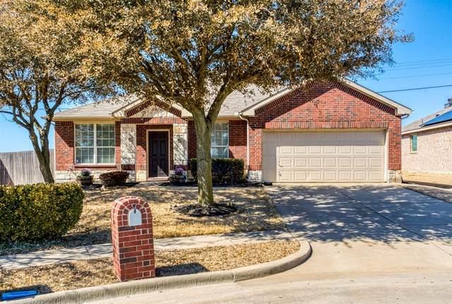 1526 Colgate Drive, Van Alstyne, TX 75495 (#14521526) :: Homes By Lainie Real Estate Group