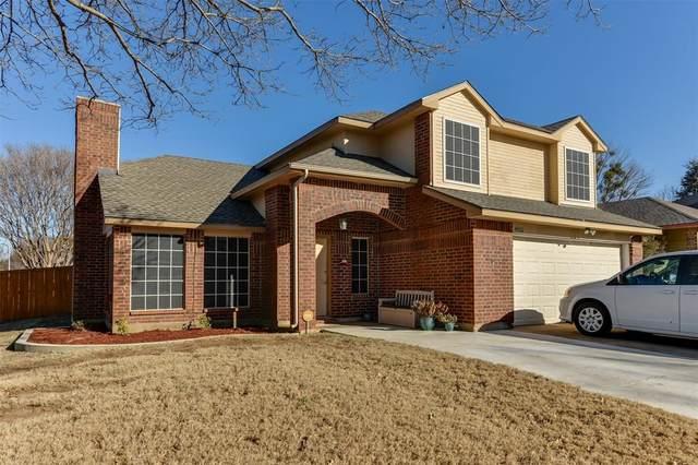 4902 Garden Grove Road, Grand Prairie, TX 75052 (MLS #14521529) :: The Kimberly Davis Group