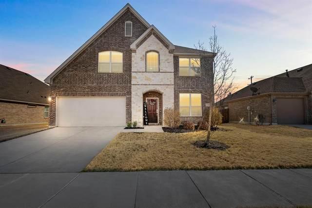 1301 Freesia Drive, Little Elm, TX 75068 (MLS #14521552) :: Robbins Real Estate Group