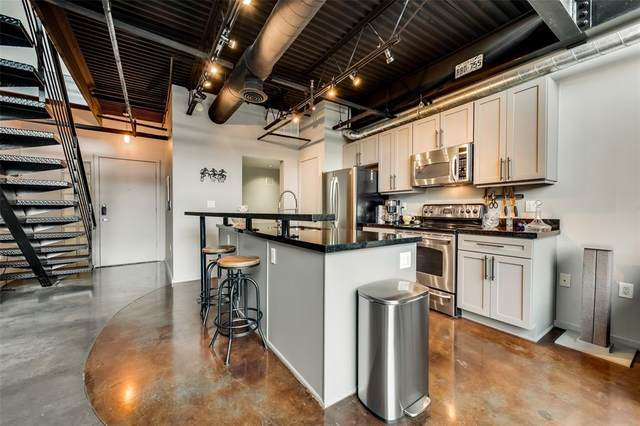 3110 Thomas Avenue #309, Dallas, TX 75204 (MLS #14521574) :: Maegan Brest | Keller Williams Realty