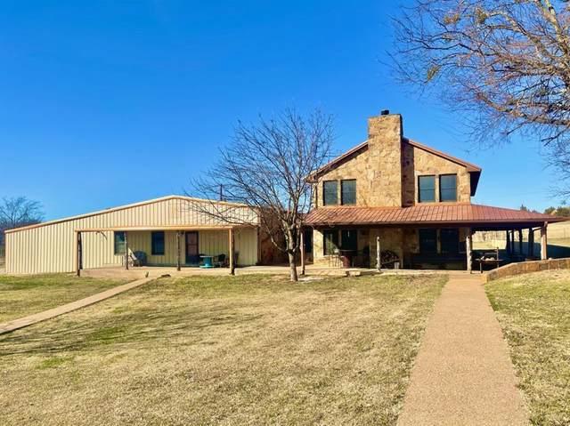 528 County Road 4371, Decatur, TX 76234 (MLS #14521582) :: Trinity Premier Properties