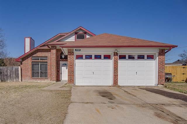 6600 W Lynn Creek Drive, Arlington, TX 76001 (MLS #14521599) :: Robbins Real Estate Group