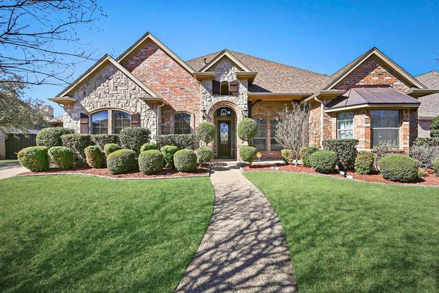 1805 Artesia Court, Mansfield, TX 76063 (MLS #14521620) :: The Kimberly Davis Group