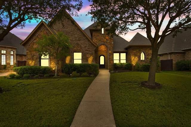 8009 Canyon Oak Drive, North Richland Hills, TX 76182 (MLS #14521623) :: The Kimberly Davis Group
