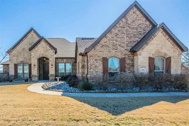 169 Mill Crossing Lane, Springtown, TX 76082 (MLS #14521633) :: Trinity Premier Properties