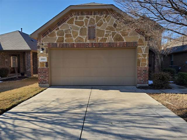 2861 Houston Wood Drive, Fort Worth, TX 76244 (MLS #14521651) :: The Property Guys