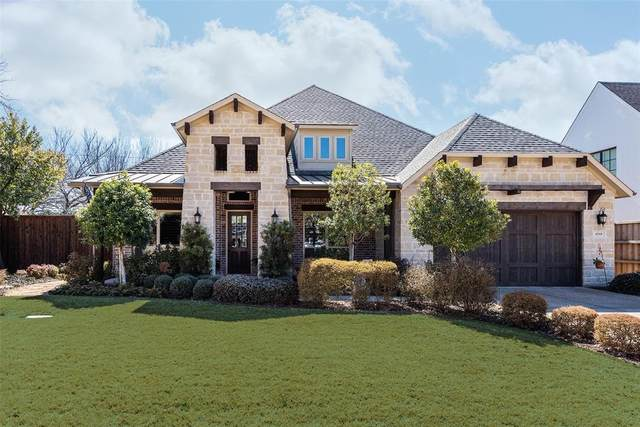 4110 Dunhaven Road, Dallas, TX 75220 (MLS #14521653) :: The Kimberly Davis Group