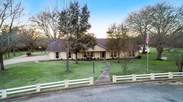 159 Shady Lane, Fairfield, TX 75840 (MLS #14521671) :: Real Estate By Design