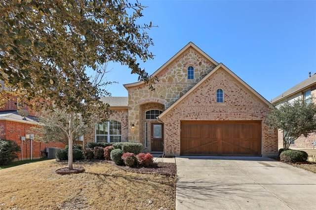 9013 Mcfarland Way, Fort Worth, TX 76244 (MLS #14521687) :: The Kimberly Davis Group