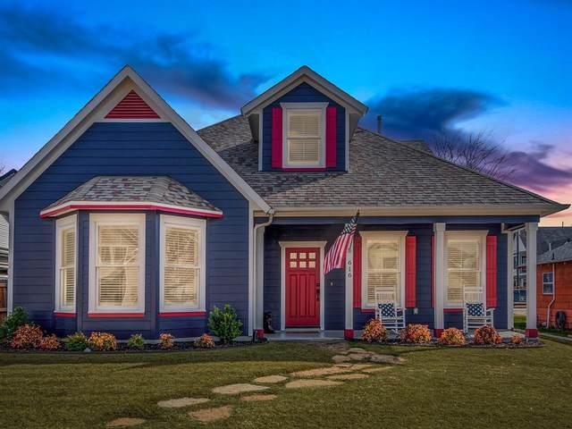 616 E Wall Street, Grapevine, TX 76051 (MLS #14521689) :: The Good Home Team