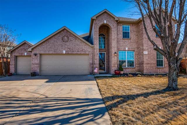 5032 Raisintree Drive, Fort Worth, TX 76244 (MLS #14521696) :: Robbins Real Estate Group
