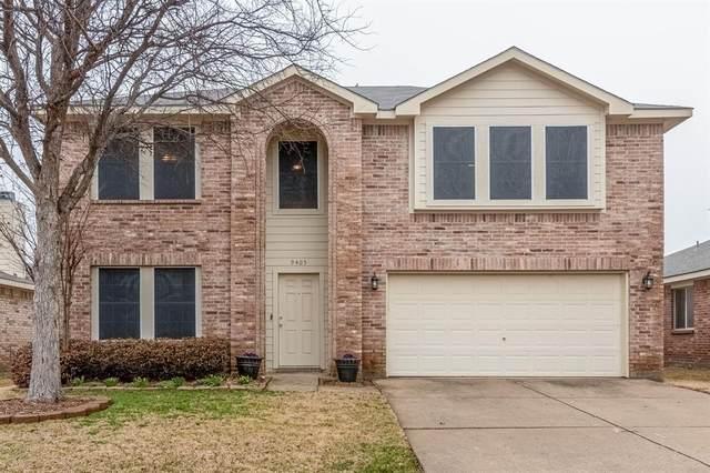 9405 Sundial Drive, Fort Worth, TX 76244 (MLS #14521704) :: The Rhodes Team