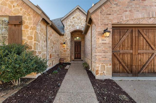 5816 Sterling Trail, Mckinney, TX 75071 (#14521723) :: Homes By Lainie Real Estate Group