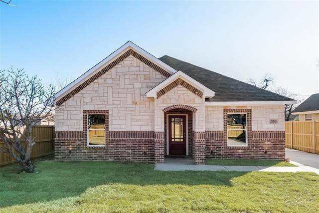 1606 Marfa Avenue, Dallas, TX 75216 (MLS #14521730) :: The Kimberly Davis Group