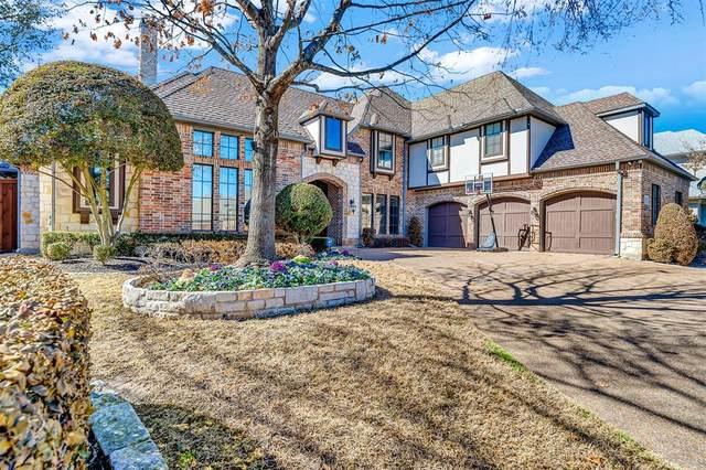 2205 Bradbury Court, Plano, TX 75093 (MLS #14521740) :: Trinity Premier Properties