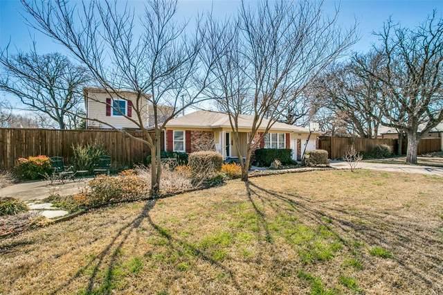 421 Kaye Street, Coppell, TX 75019 (MLS #14521746) :: Team Tiller