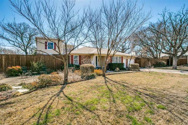 421 Kaye Street, Coppell, TX 75019 (MLS #14521746) :: The Rhodes Team