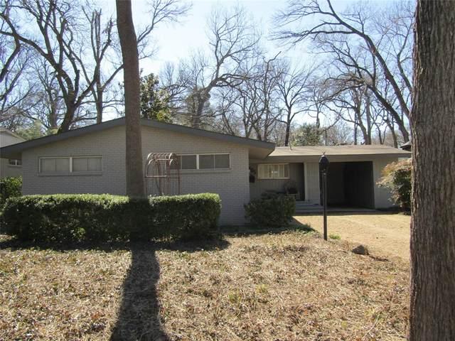 965 Sylvania Drive, Dallas, TX 75218 (MLS #14521759) :: The Kimberly Davis Group