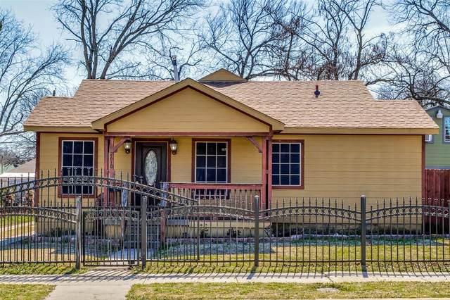 2610 Sharon Street, Dallas, TX 75211 (MLS #14521786) :: The Kimberly Davis Group