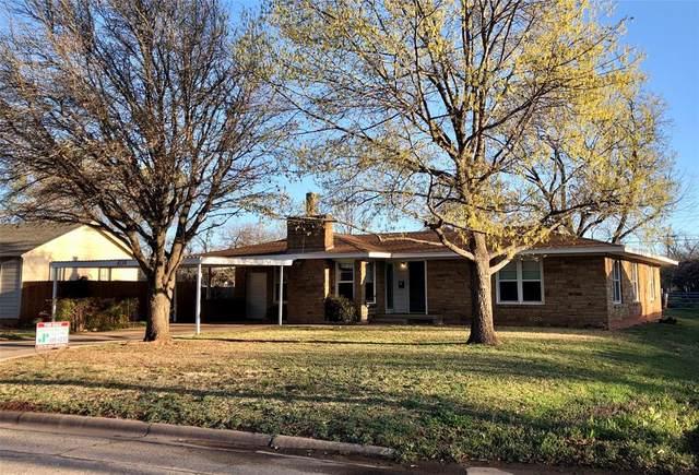 4118 Monticello, Abilene, TX 79605 (MLS #14521787) :: Real Estate By Design