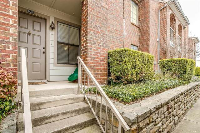 3201 Donnelly Circle #302, Fort Worth, TX 76107 (MLS #14521792) :: The Tierny Jordan Network