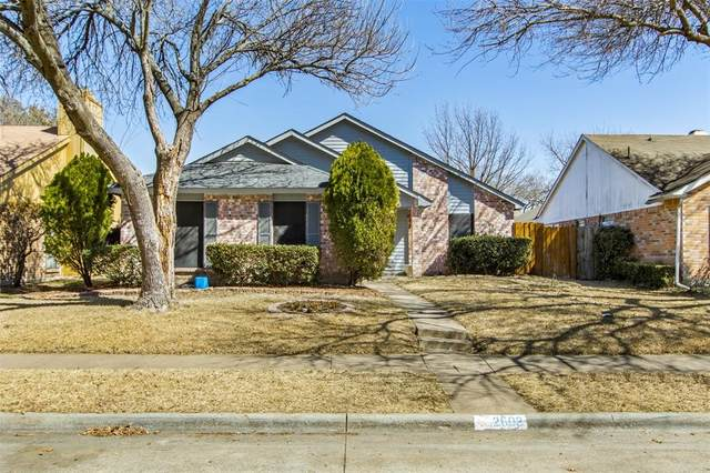 2602 Lake Valley Drive, Garland, TX 75040 (MLS #14521816) :: HergGroup Dallas-Fort Worth