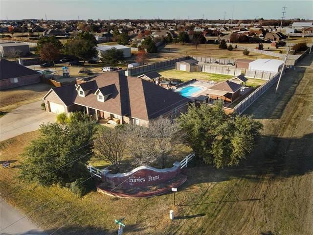 855 Sherry Lane S, Krugerville, TX 76227 (MLS #14521818) :: Trinity Premier Properties