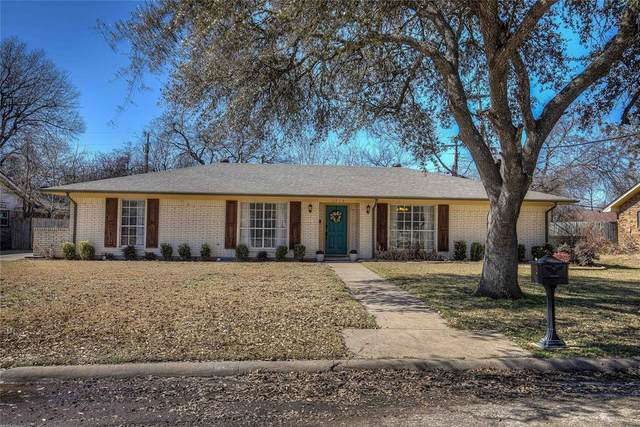 2715 Marshall Street, Commerce, TX 75428 (MLS #14521844) :: Team Tiller