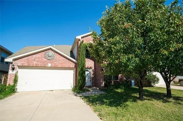 3509 Lasso Road, Fort Worth, TX 76262 (MLS #14521849) :: Team Tiller