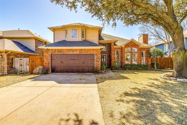 1703 Altacrest Drive, Grapevine, TX 76051 (MLS #14521860) :: Team Tiller