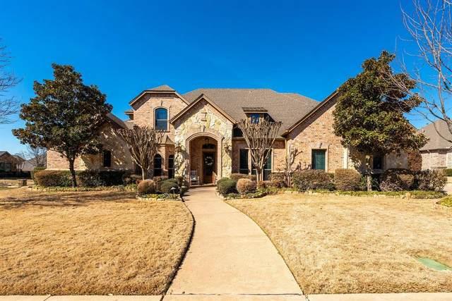 5604 Reatta Place, Colleyville, TX 76034 (MLS #14521868) :: The Star Team | JP & Associates Realtors