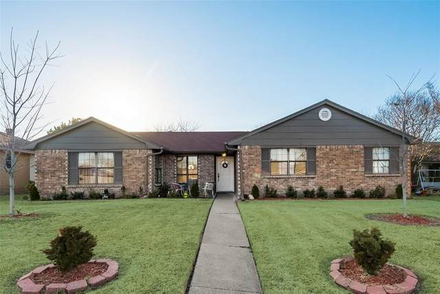 1442 Reesling Drive, Mesquite, TX 75150 (MLS #14521913) :: Post Oak Realty