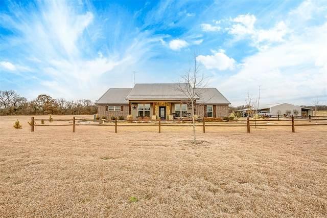 1401 Finney Drive, Weatherford, TX 76085 (MLS #14521915) :: Keller Williams Realty