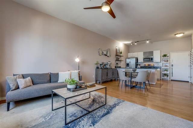3025 Bryan Street 2E, Dallas, TX 75204 (MLS #14521921) :: Robbins Real Estate Group